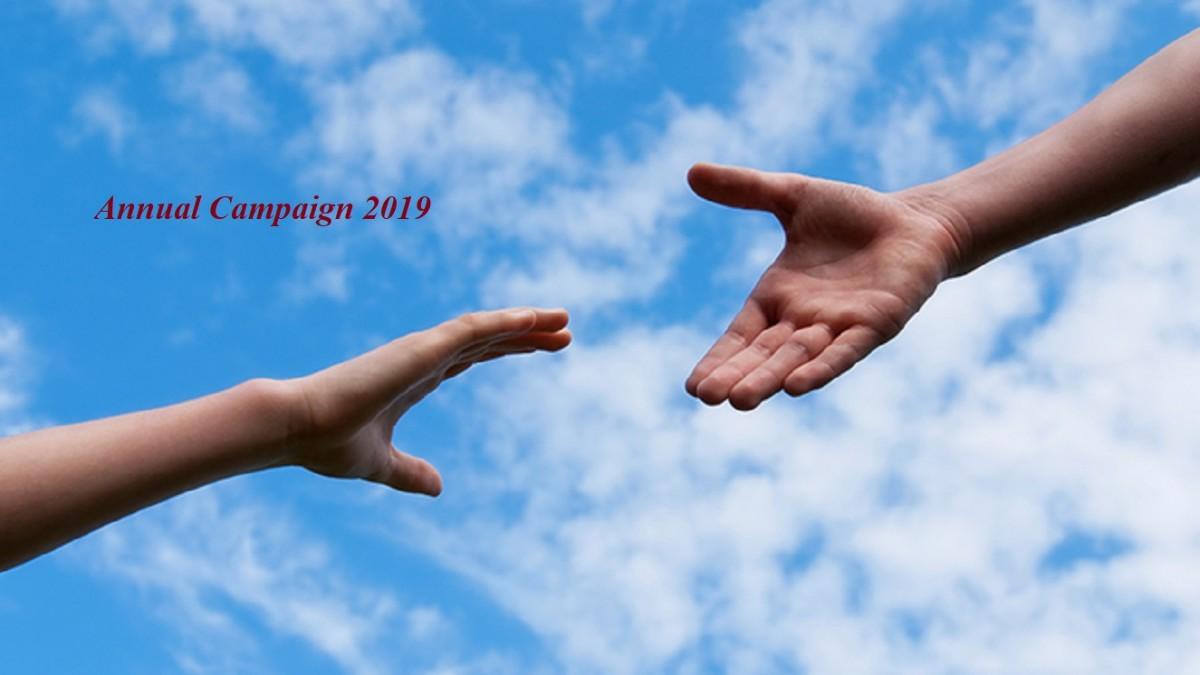 Annual Campaign 2019