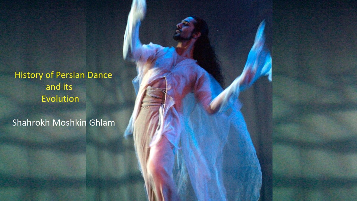 Talk - History of Persian Dance and its Evolution